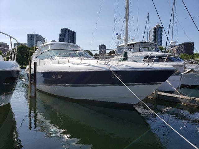 2005 Cruisers Yachts boat for sale, model of the boat is 520 EXP CRUISER & Image # 2 of 42