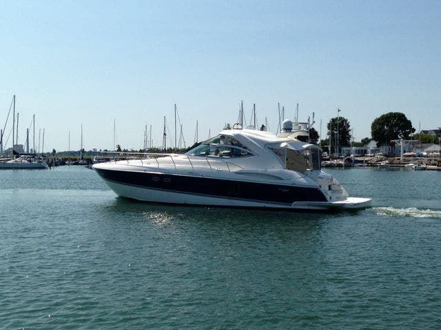 2005 Cruisers Yachts boat for sale, model of the boat is 520 EXP CRUISER & Image # 1 of 42