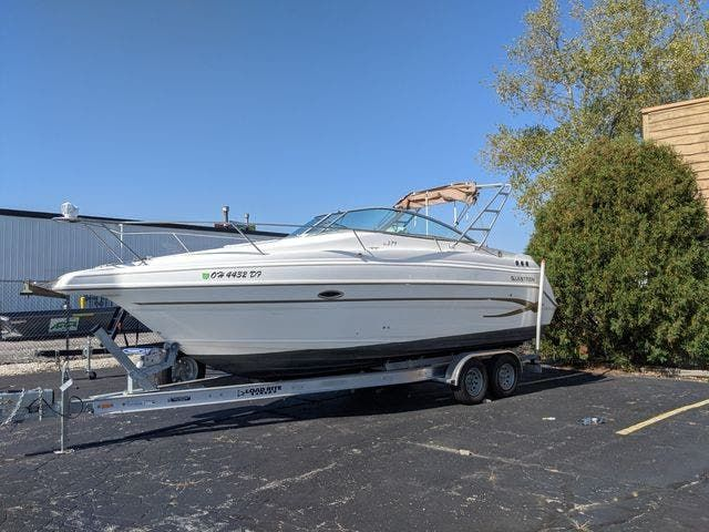2002 Glastron boat for sale, model of the boat is 279 GS & Image # 1 of 25