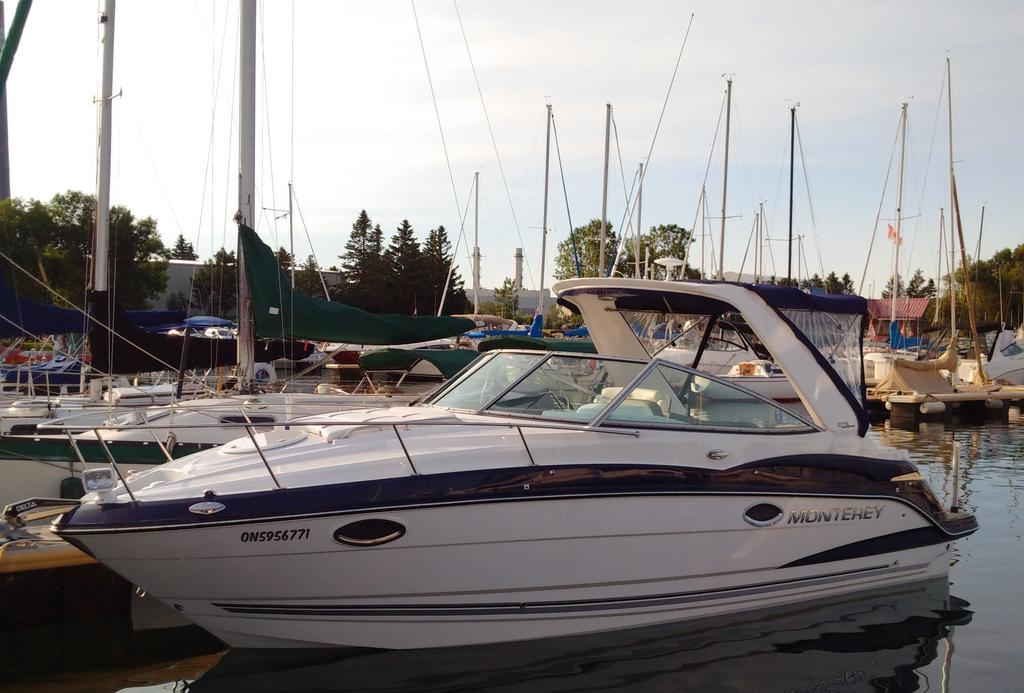 2018 Monterey boat for sale, model of the boat is 275SY & Image # 1 of 27