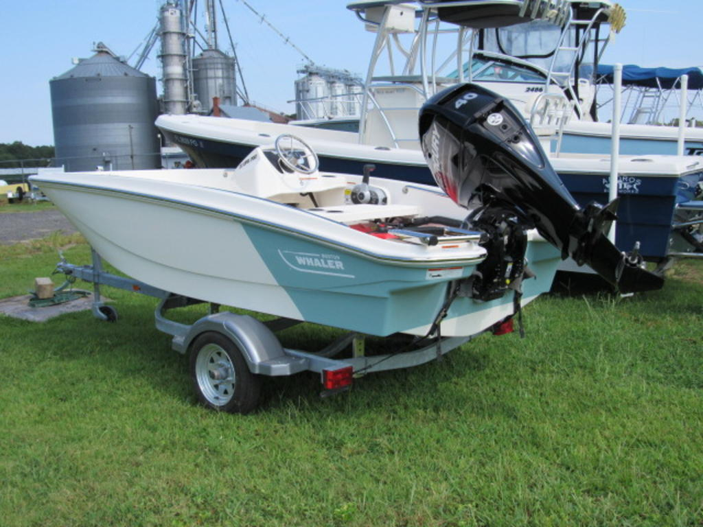 2019 Boston Whaler boat for sale, model of the boat is 130 Super Sport & Image # 2 of 14