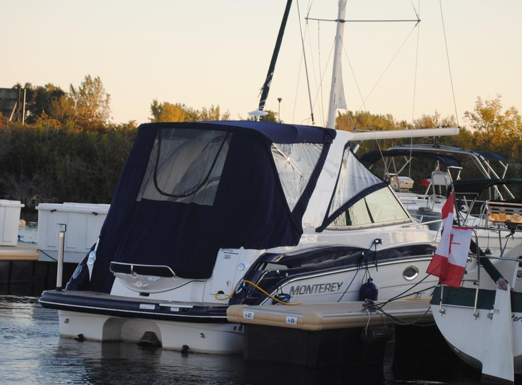2018 Monterey boat for sale, model of the boat is 275SY & Image # 3 of 27