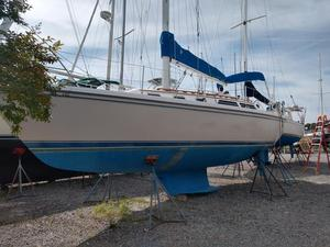 1987 CATALINA YACHTS CRUISER SERIES C 34 for sale