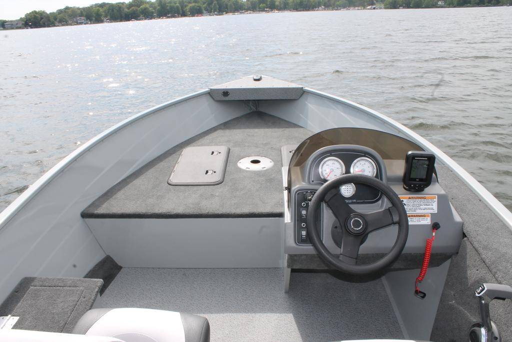 2016 Starcraft boat for sale, model of the boat is Select 160 & Image # 2 of 5