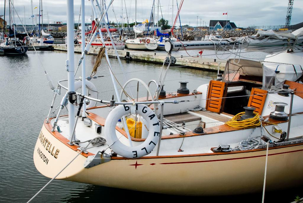 1969 C & C boat for sale, model of the boat is 41 Redline Sloop & Image # 4 of 10