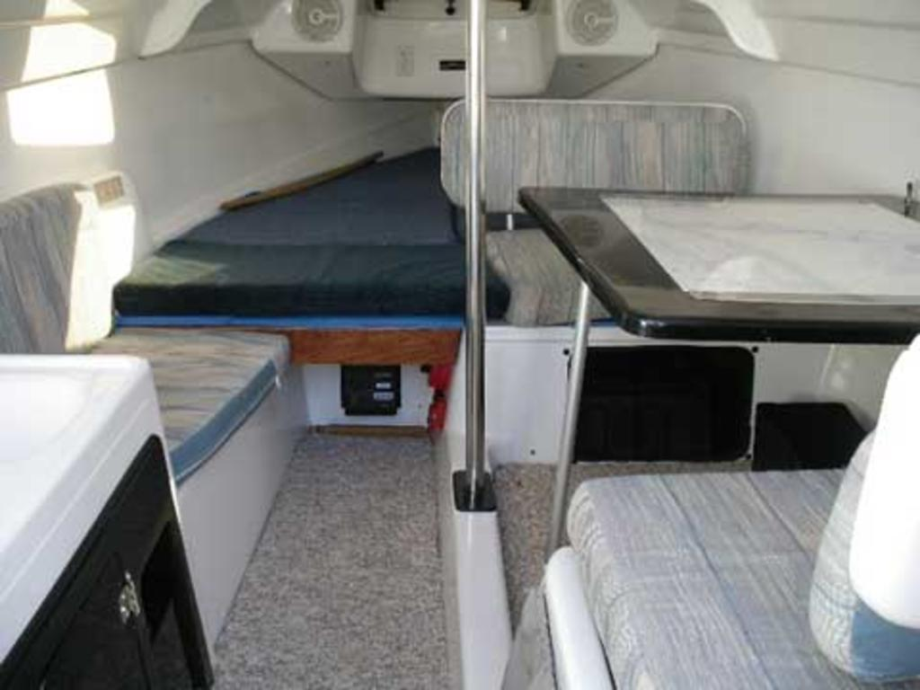 1997 Macgregor boat for sale, model of the boat is 26 & Image # 3 of 3