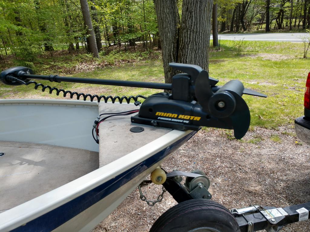 2008 Smoker Craft boat for sale, model of the boat is 161 Pro Angler & Image # 8 of 11