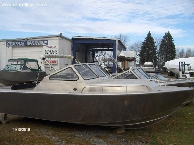 For Sale: 2018 Stanley 22 Raised Deck 22ft<br/>Central Marine