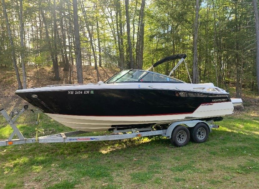 2014 Monterey boat for sale, model of the boat is 268SS & Image # 1 of 8