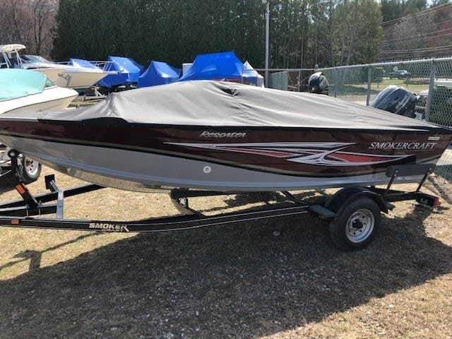2022 Smoker Craft boat for sale, model of the boat is 151 Resorter & Image # 1 of 11
