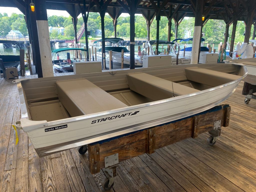 2022 Starcraft boat for sale, model of the boat is 12 SEALITE TS & Image # 1 of 6