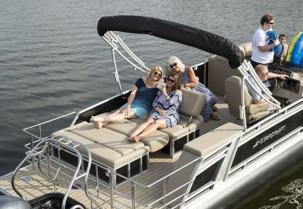2022 Starcraft boat for sale, model of the boat is CX 23DL & Image # 1 of 15