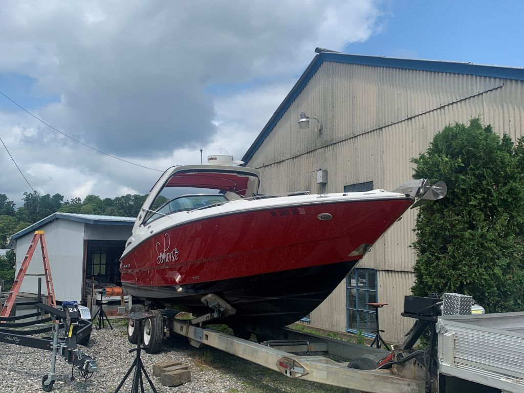 2013 Monterey boat for sale, model of the boat is 328SS & Image # 2 of 10