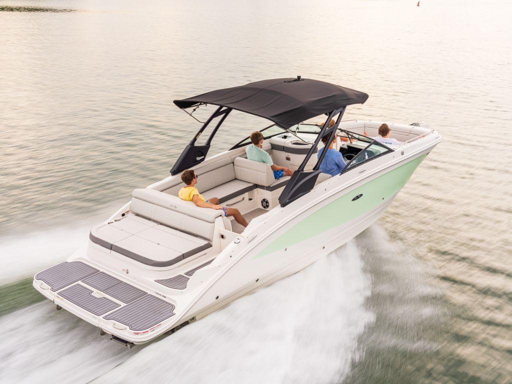 2022 Sea Ray boat for sale, model of the boat is 270sdx & Image # 2 of 6