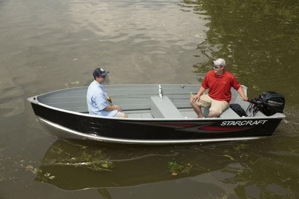 2022 Starcraft boat for sale, model of the boat is 14 SF TS SS & Image # 1 of 1