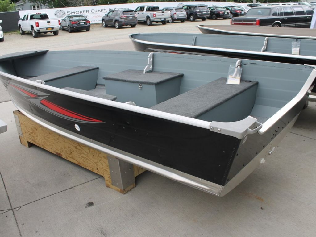 2020 Smoker Craft boat for sale, model of the boat is 14 BIG FISH & Image # 1 of 2