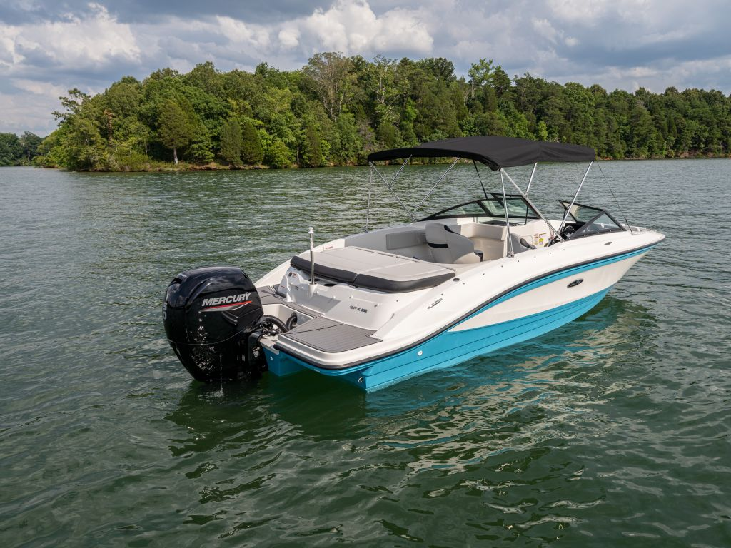 2022 Starcraft boat for sale, model of the boat is SVX 210 OB & Image # 1 of 6