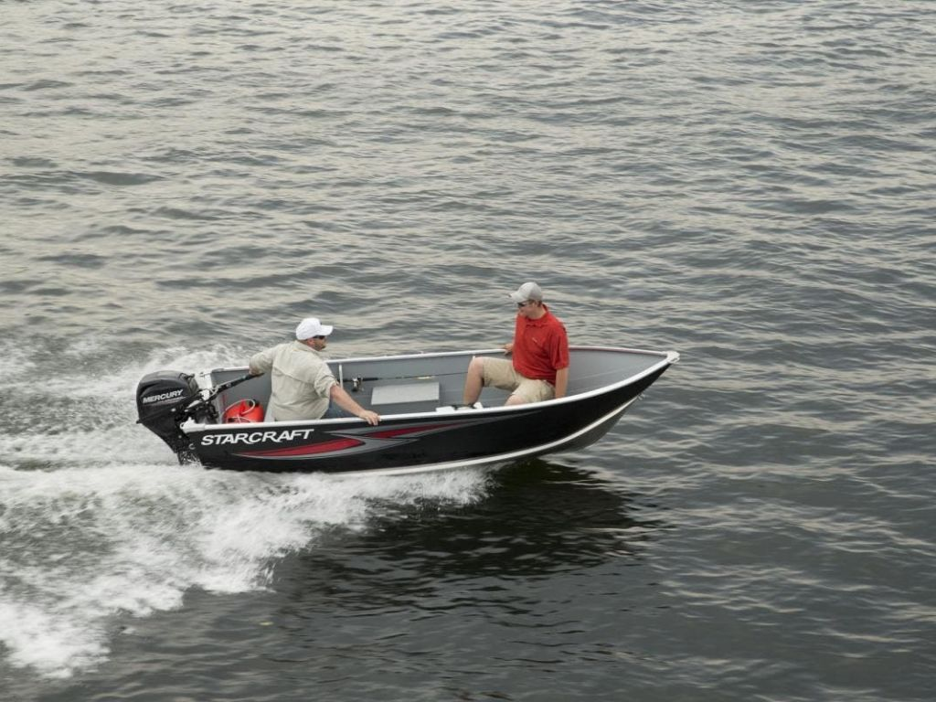 2022 Starcraft boat for sale, model of the boat is 15 Alaskan Tl Dlx Ss & Image # 2 of 2