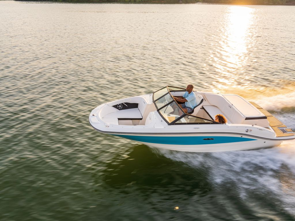 2021 Sea Ray boat for sale, model of the boat is 190 SPX & Image # 2 of 15