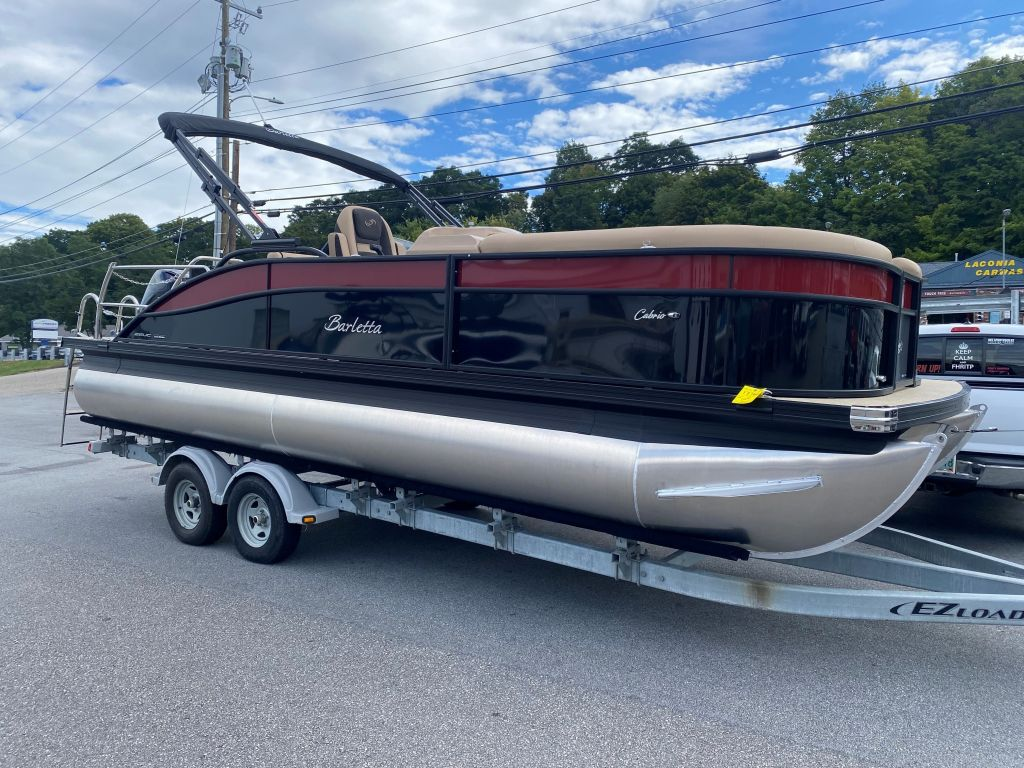 2022 Barletta boat for sale, model of the boat is C22UC & Image # 1 of 12