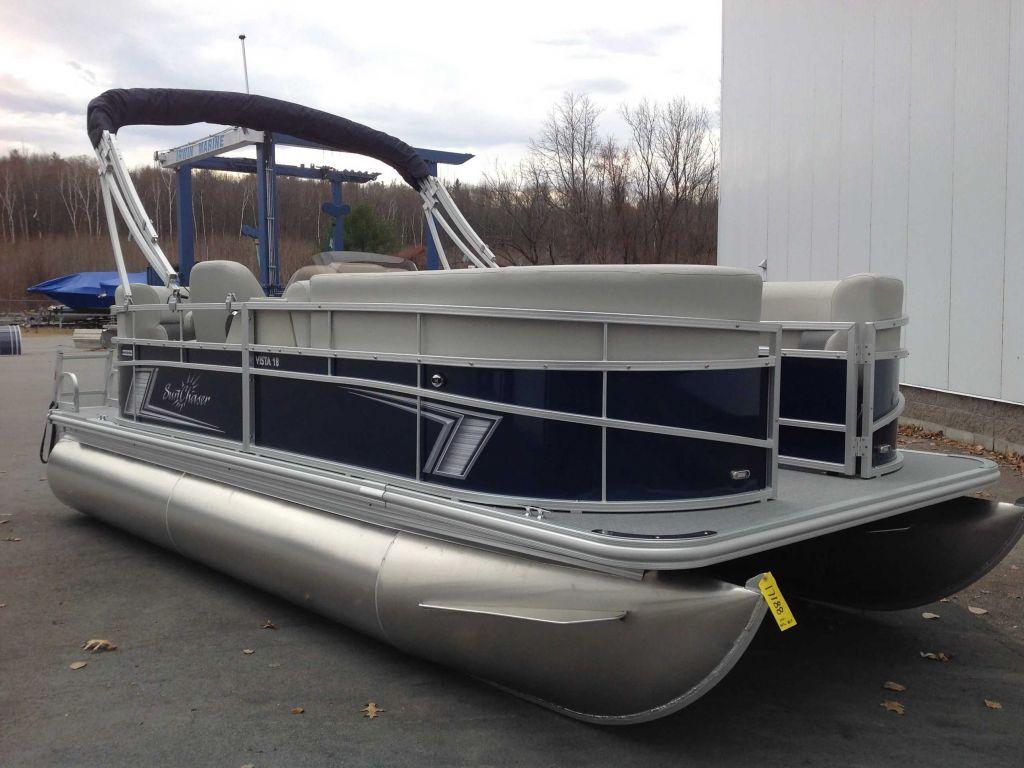 2022 SunChaser boat for sale, model of the boat is Vista 18LR & Image # 1 of 9