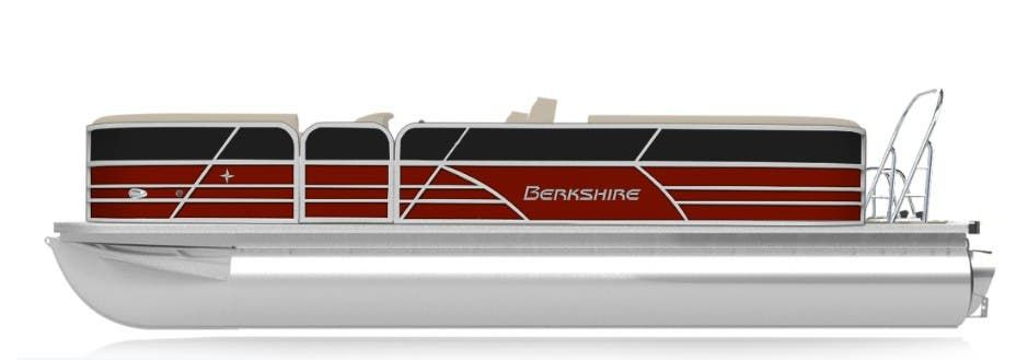 2022 Berkshire Pontoons boat for sale, model of the boat is 24RFX CTS & Image # 1 of 2