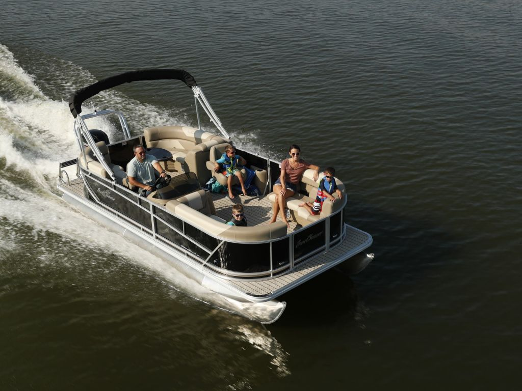 2022 SunChaser boat for sale, model of the boat is GENEVA 20LR DH & Image # 1 of 4