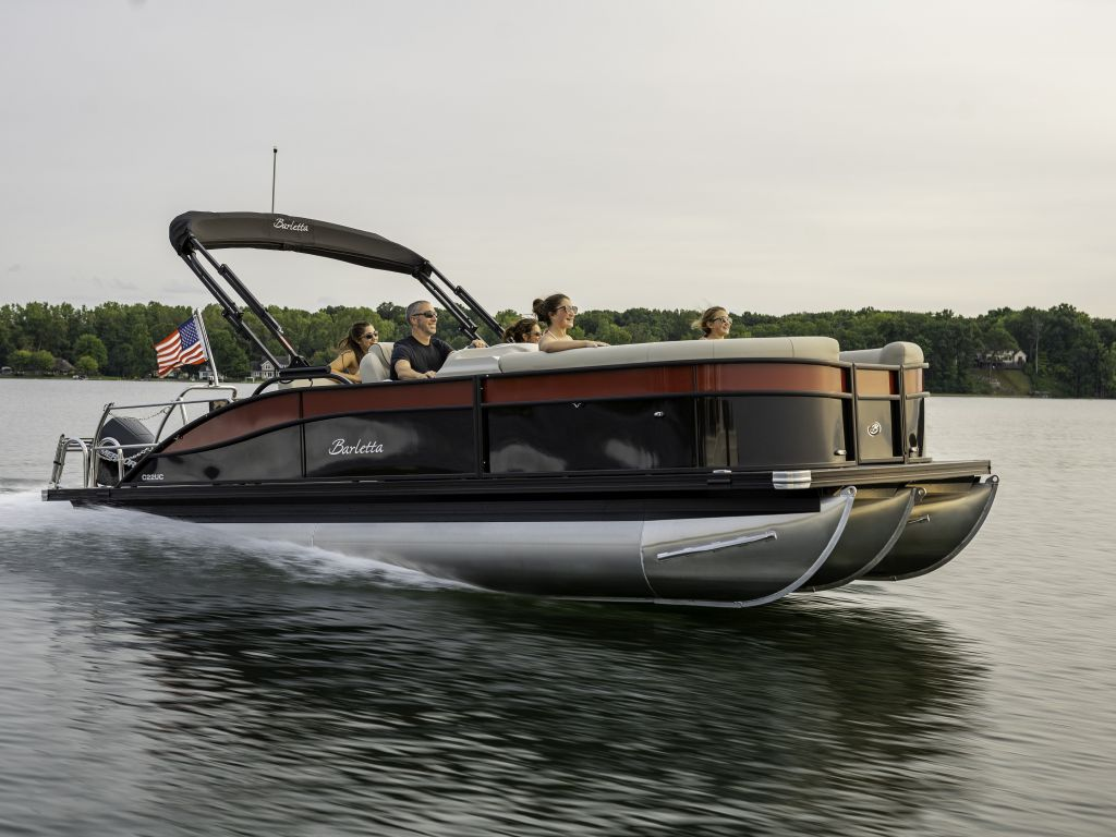 2022 Barletta boat for sale, model of the boat is C24UC & Image # 1 of 5