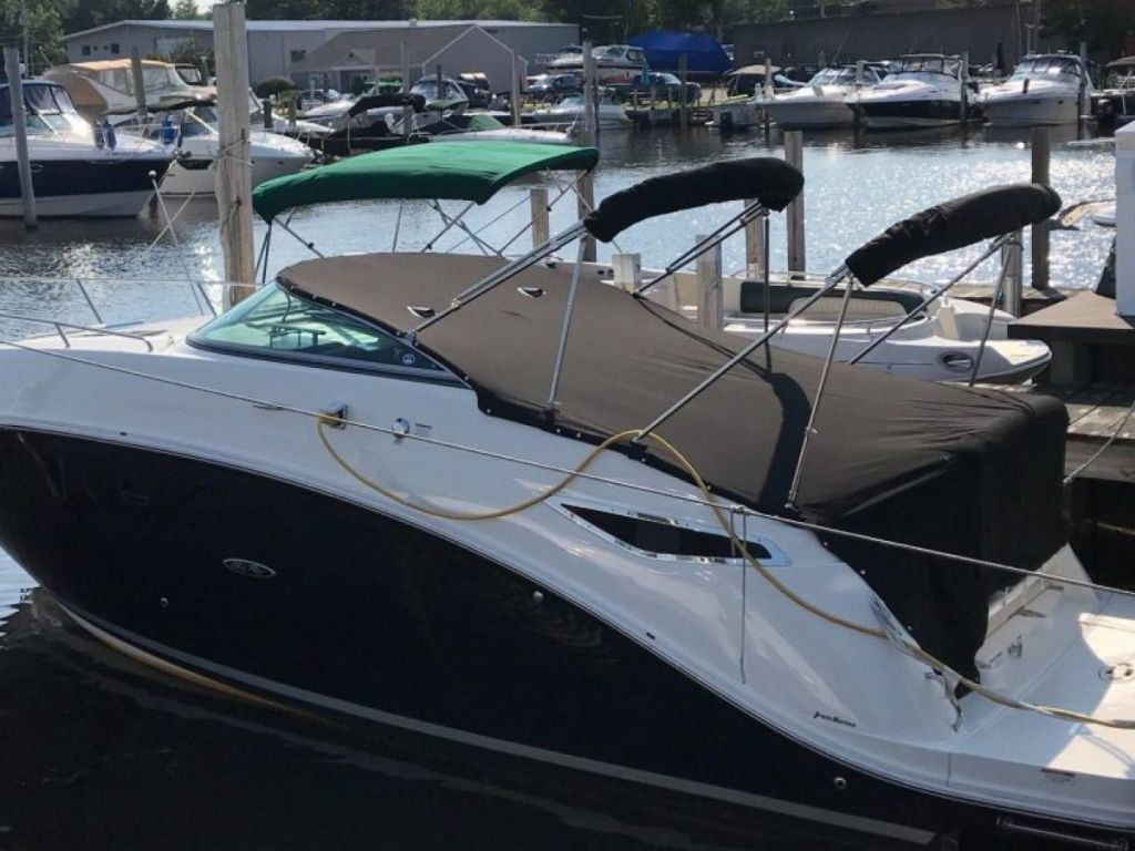 2017 Sea Ray boat for sale, model of the boat is 260 SUNDANCER & Image # 1 of 11