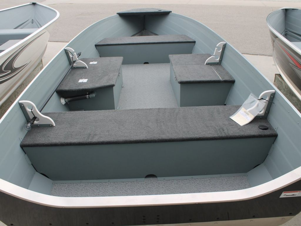 2020 Smoker Craft boat for sale, model of the boat is 14 BIG FISH & Image # 2 of 2