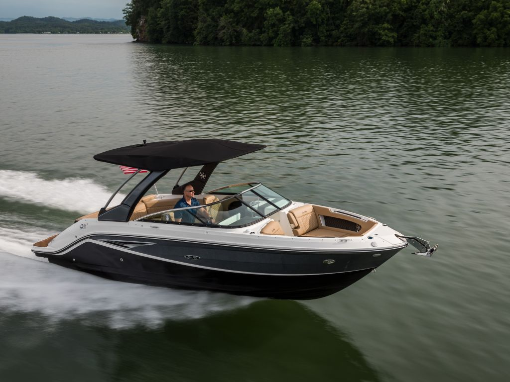 2022 Sea Ray boat for sale, model of the boat is 250SLX & Image # 2 of 12