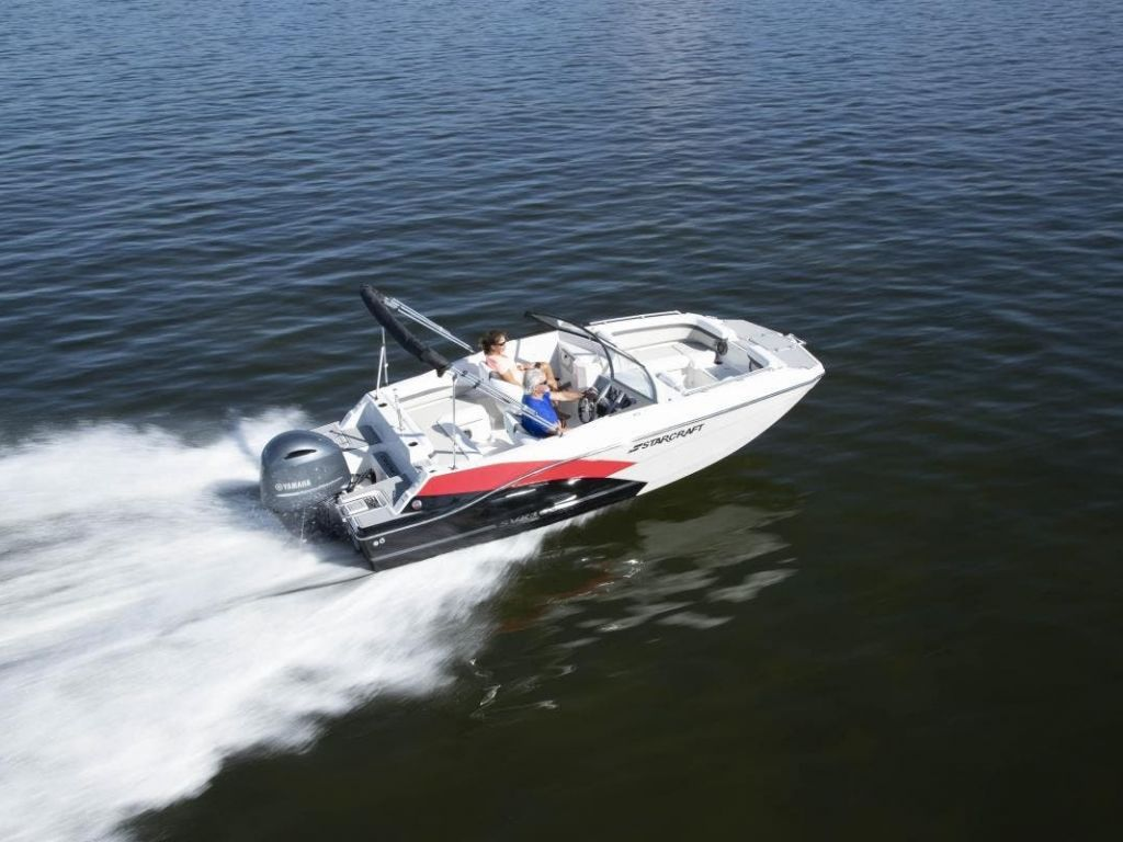 2022 Starcraft boat for sale, model of the boat is SVX 190 OB & Image # 2 of 6