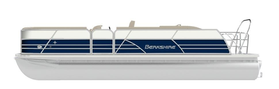 2022 Berkshire Pontoons boat for sale, model of the boat is 24sb2 Cts & Image # 1 of 2