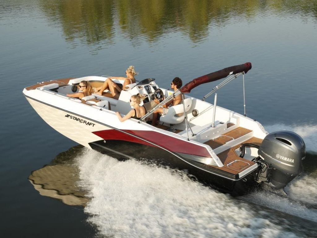 2022 Starcraft boat for sale, model of the boat is SVX 211 OB & Image # 1 of 4