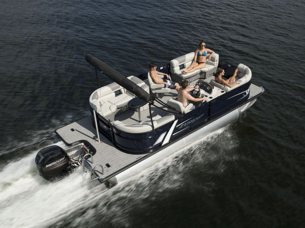 2022 Starcraft boat for sale, model of the boat is EXS 1 & Image # 1 of 12