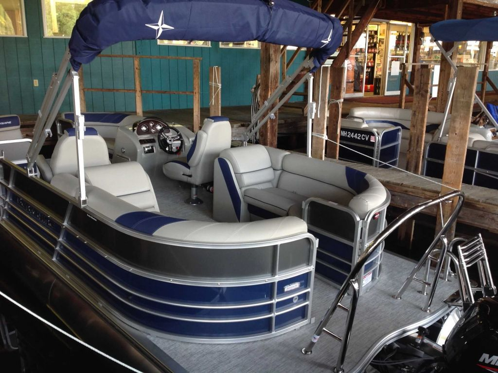 2022 Berkshire Pontoons boat for sale, model of the boat is 22RFX LE & Image # 1 of 9