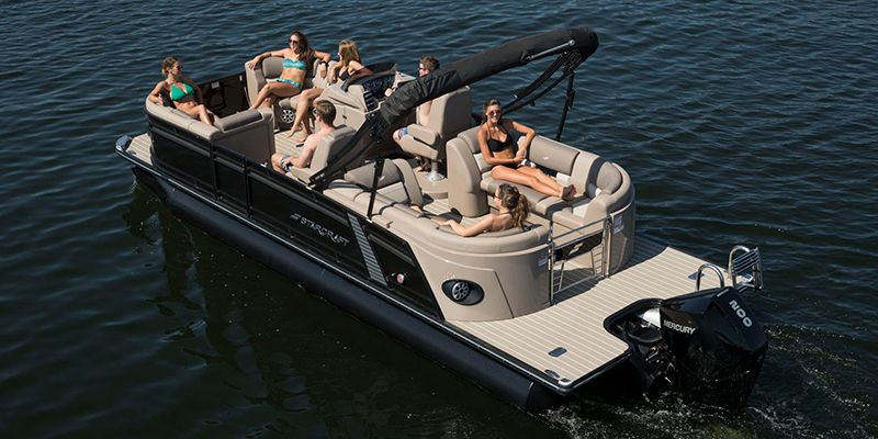 2022 Starcraft boat for sale, model of the boat is MX 23Q & Image # 1 of 1