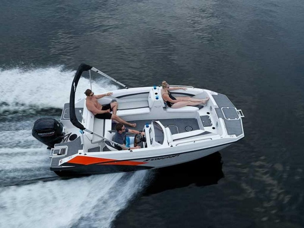 2022 Starcraft boat for sale, model of the boat is SVX 171 OB & Image # 1 of 3