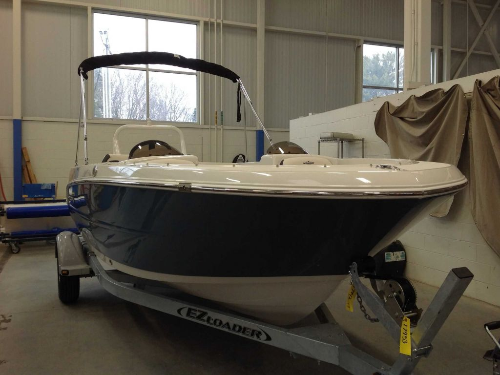 2022 Stingray boat for sale, model of the boat is 172sc & Image # 1 of 17