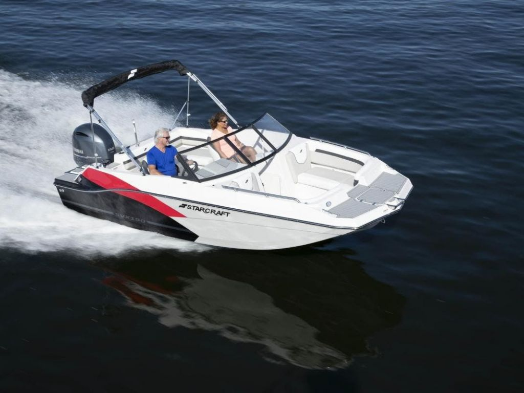 2022 Starcraft boat for sale, model of the boat is SVX 190 OB & Image # 1 of 6