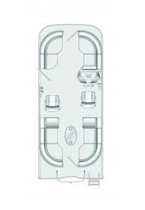2022 Berkshire Pontoons boat for sale, model of the boat is 22RFX CTS & Image # 2 of 2