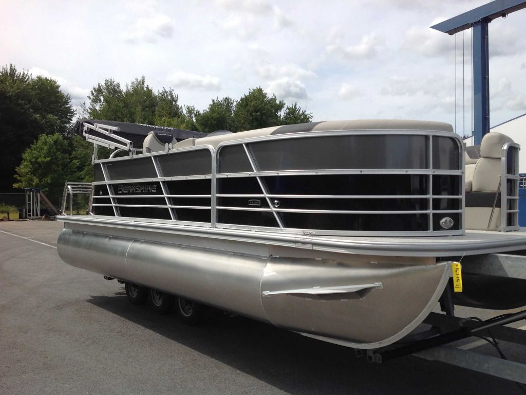 2021 Berkshire Pontoons boat for sale, model of the boat is 20cl LE & Image # 1 of 12