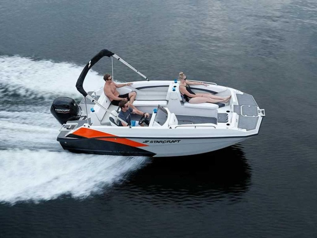 2022 Starcraft boat for sale, model of the boat is SVX 171 OB & Image # 2 of 3