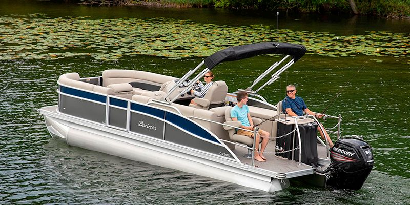 2021 Barletta boat for sale, model of the boat is C-Class & Image # 1 of 3