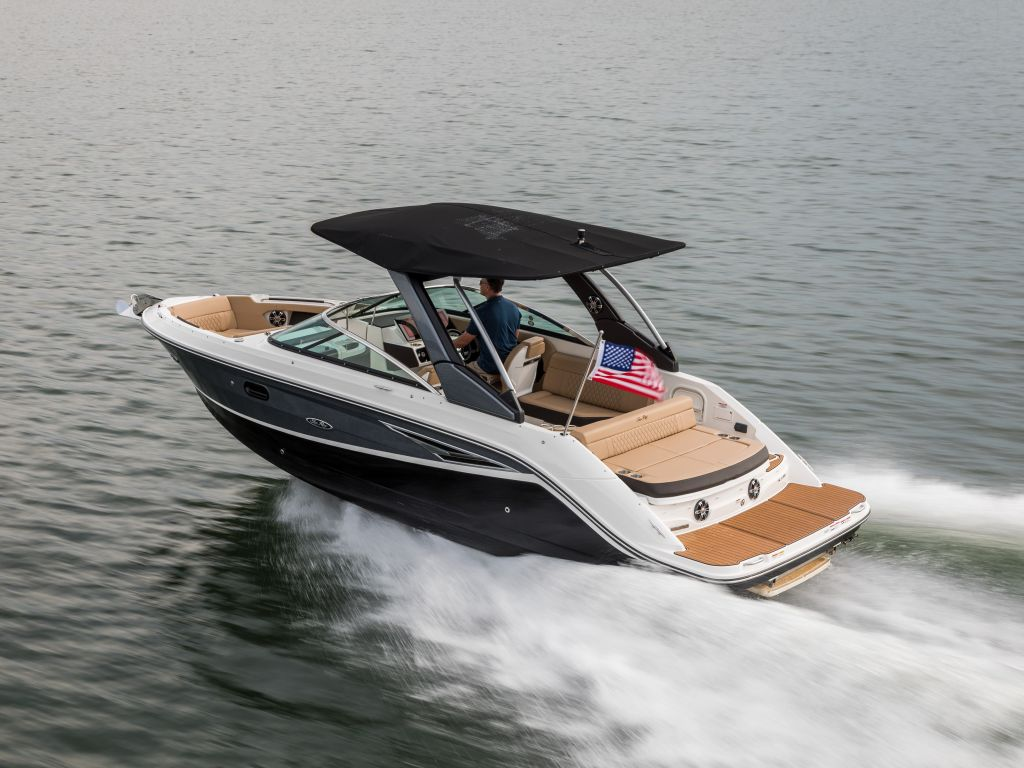 2022 Sea Ray boat for sale, model of the boat is 250SLX & Image # 1 of 12