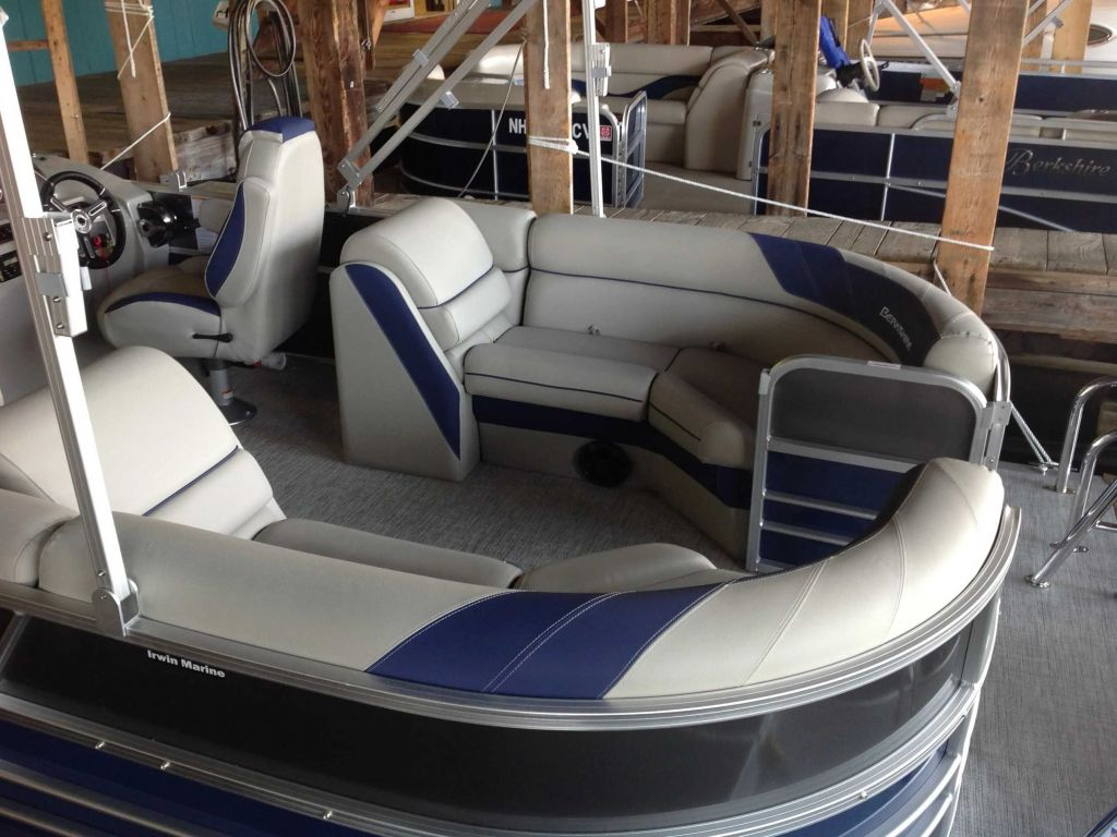 2022 Berkshire Pontoons boat for sale, model of the boat is 22RFX LE & Image # 2 of 9