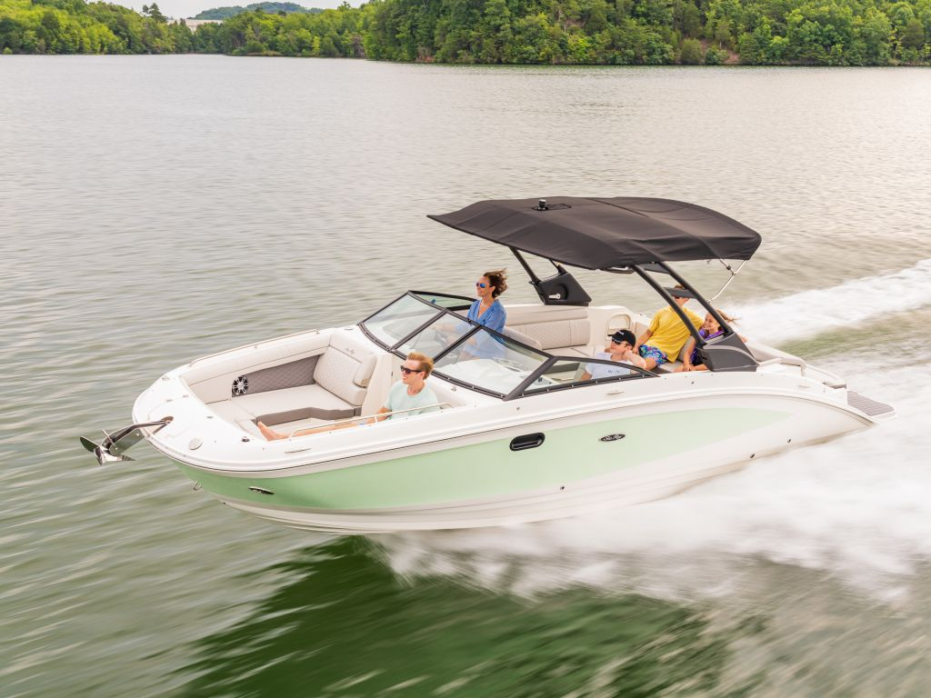 2022 Sea Ray boat for sale, model of the boat is 270sdx & Image # 1 of 6