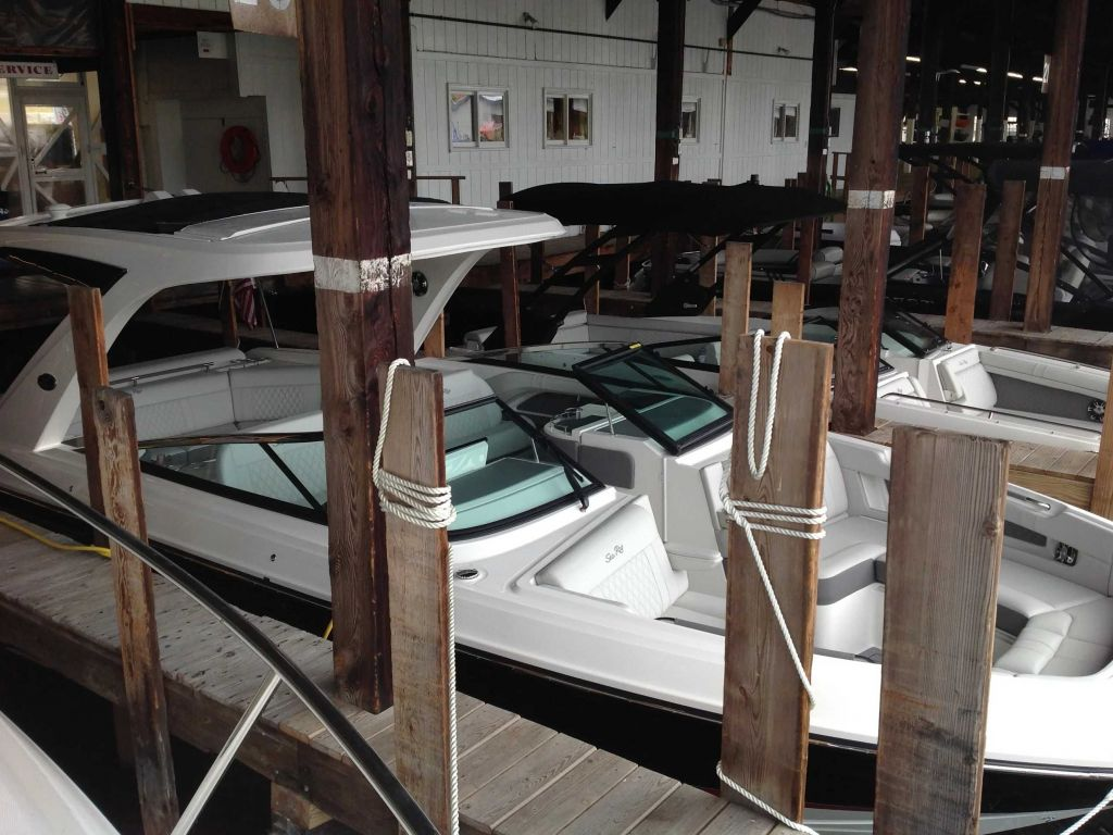 2021 Sea Ray boat for sale, model of the boat is 310 SLX & Image # 1 of 20