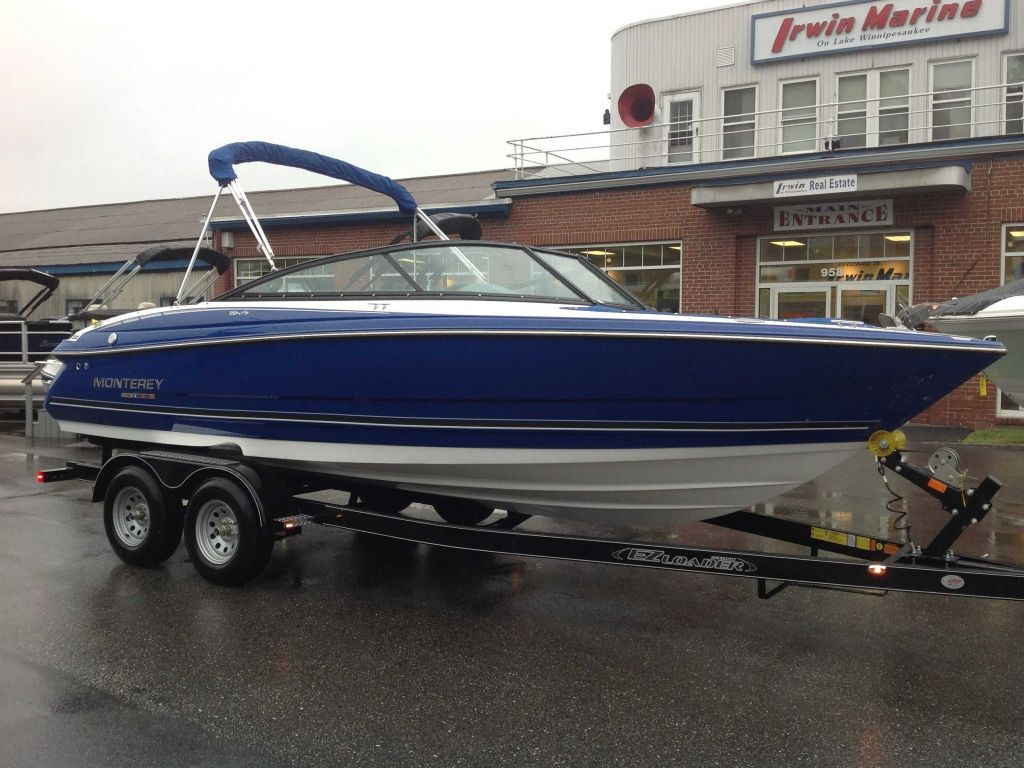2022 Monterey boat for sale, model of the boat is 224FS & Image # 1 of 12