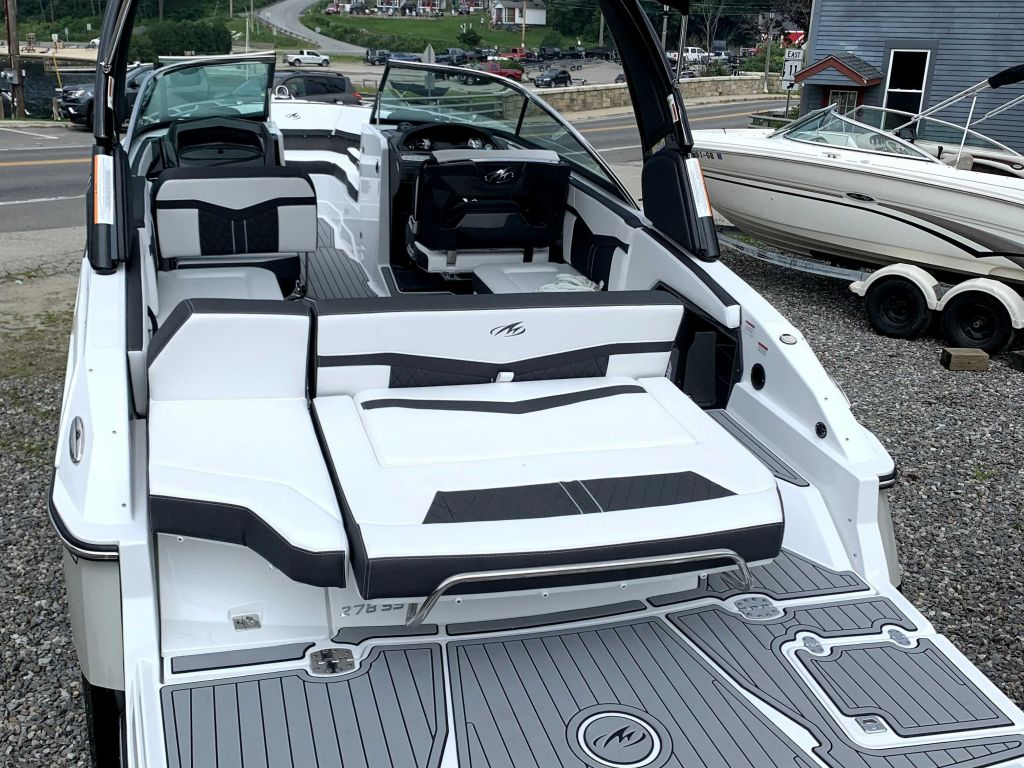 2022 Monterey boat for sale, model of the boat is 278SS & Image # 2 of 14